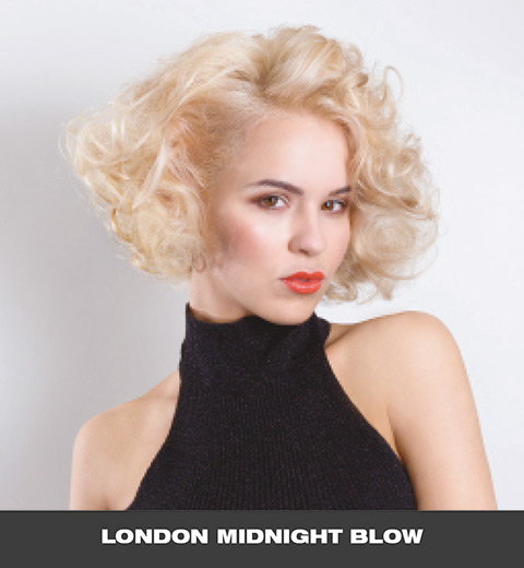 Bild: Blow Dry London Midnight Blow